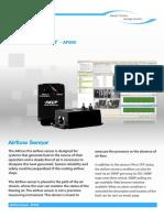 AFS00 Airflow Sensor
