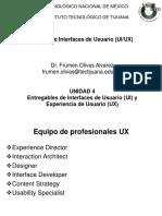 Equipo de Profesionales UX