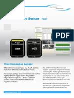 TCXX Thermocouple Sensor