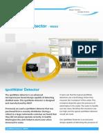 WSXX SpotWater Sensor