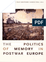 (E-Duke Books Scholarly Collection.) Kansteiner, Wulf_ Fogu, Claudio_ Lebow, Richard Ned-The Politics of Memory in Postwar Europe-Duke University Press (2006)