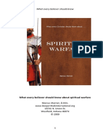 Spiritual Warfare and Deliverance