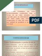 Costos Estandar- Clase