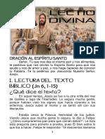 Lectio 27 de Julio