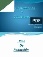Plan de Redacción 3