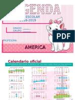 Agenda 2018 - 2019