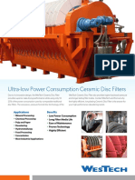 Brochure Ceramic Disc Filter