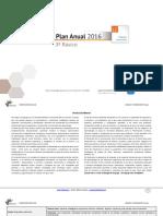 Planificacion Anual Lenguaje 3Basico 2016