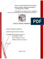 Plan de Manejo Ambiental Listo
