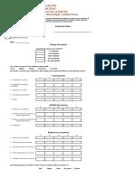 Copia de Formulario Evaluación Servicio Al Cliente