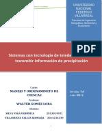 Sistemas Que Usan Teledeteccion Para Determinar Pp