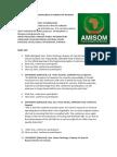 AMISOM augments plans to enhance its Forward Operating Bases