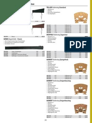 Wolf Schulterstütze für Geige Forte secondo geeignet für 4//4-3//4 Höhenversteller