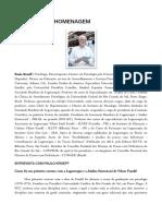 Entrevista com o Psicólogo Dr. Paulo Kroeff