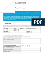Ana Padilla Application Form - 2018