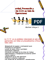Prevencion y bioseguridad