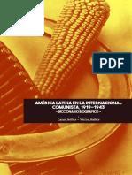 Lazar Jeifets y Victor Jeifets- América Latina en La Internacional Comunista, 1919-1943. Diccionario Biográfico
