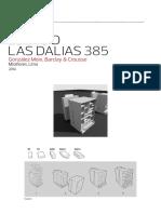 Edificio Las Dalias 385