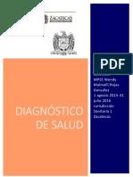 diagnostico salud sauceda de la borda 2014