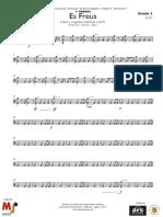ES_FREUS - Percusión - 3 (bombo, platos, tam-tam)