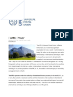 Postal Power