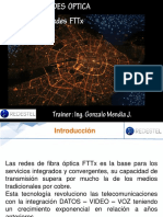 Experto F.O. 3 (Redes FTTx)