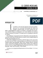 Yvonne Cansigno - El cuento mexicano, metáfora de vida.pdf