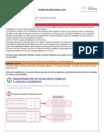 Matemática 8° Sesión 64 (Refuerzo Algebra Leng. Alg. II)