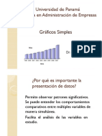 2.Métodos Cuantitativos - Gráficos Simples