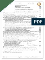 Mathematics Sample paper