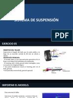 Sistema Suspensión