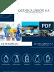Presentación Quimica Orion