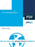 Yalago - An Introduction