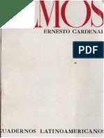 Cardenal, Ernesto - Salmos