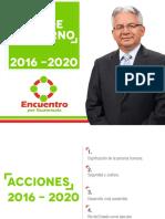 Programa presidencial Encuentro por Guatemala