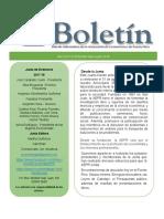 Boletín AEPR abril -junio 2018