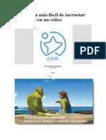 La Manera Más Fácil de Incrustar Subtítulos en Un Vídeo