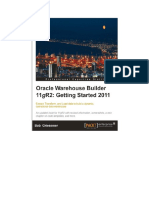 Oracle Warehouse Builder Book PDF