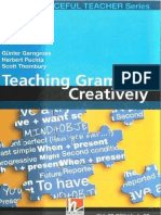 Teaching Grammar Creatively
