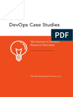 Devops Case studies