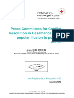 Peace Committees for Conflict Resolution in Casamance_ From Popular Illusion to Political Denial_Jones Sanchez
