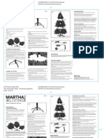 75 Christmas Tree Manual