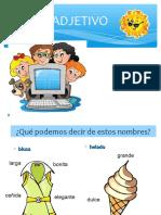 El Adjetivo Diaposituva