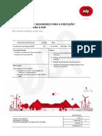 Regulamento de execução de trabalhos para a EDP