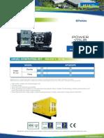 Generador APD550PE