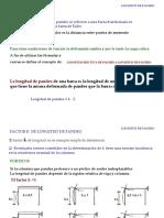 Estructuras Metálicas Longitudes de Pandeo