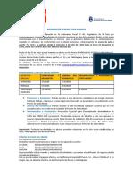 Zona Naranja Informacion 2015