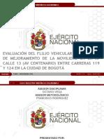 Presentacion Proyecto Calle 13 V1