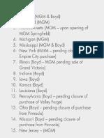 MGM-Boyd List