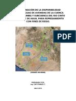 parametros geomorfologicos pampa colorada